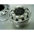 NEWEST  1 pair CNC wheel front wheel for Tamiya 1/14 truck man