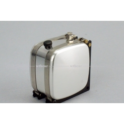 1/14 steel Metal 35mm fuel tank for tamiya truck tractor man scania or hydraulic use***