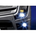 1/14 WTBcar RC Tractor Truck LED light lighting control with backing beeper 28 led (1851 use )