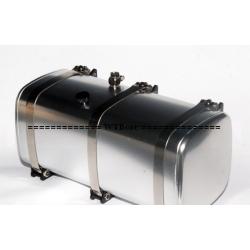 1/14 steel Metal 120mm fuel tank for tamiya truck man scania or hydraulic use***