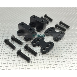 1/14 RC car parts for tamiya Scania Man metal mount for front axle