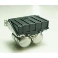 metal wtbcar airtank battery box  for 1/14 tamiya display mercedes scania Man *