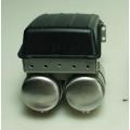 metal wtbcar airtank battery box  for 1/14 tamiya display mercedes scania Man