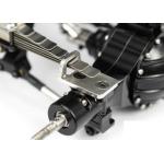 metal 4pcs a set suspension use modify parts limited travel stopper