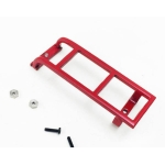 1/10 metal red ladder for Tamiya truck cc01 scx10 rc car D90 land rover