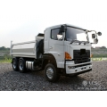 1/14 RC HINO 700 Dump 6X6 Truck  All METAL Heavy weight w/ hydraulic system