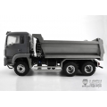 1/14 RC Lesu Wtbcar MAN Dump 6X6 Truck  All METAL Heavy weight w/ hydraulic system*