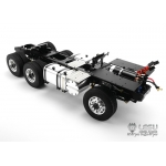 1/14 RC SCANIA  6X6 Truck METAL Heavy weight for tamiya