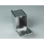1/14 all metal truck air filter tank set with tool box for tamiya MAN 6x4 6x2 TGX etc