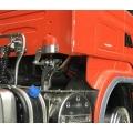 2018 steel head cab lock locker alike real truck version fit  1/14 tamiya scania