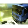 1/14 Man TGA construction truck painted body set  fit tamiya chassis