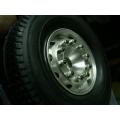 1/14 rc car truck 25 x 47mm 1 pair wide CNC wheel for Tamiya Man Scania #3