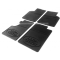 1/10 set of 4pcs Land Rover Defender D90 mud flaps