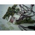 1/10 WTBcar RC Car ighting control with 12 led  and 3rd channel control. for hilux D90 etc **