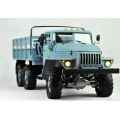 1/12  CROSS 6X6  URAL RC car truck model truck #UC6