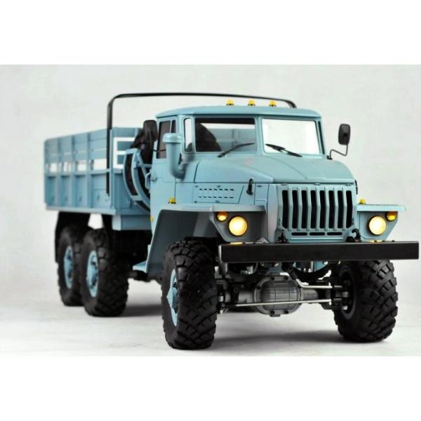 cross  ural rc car truck model truck uc
