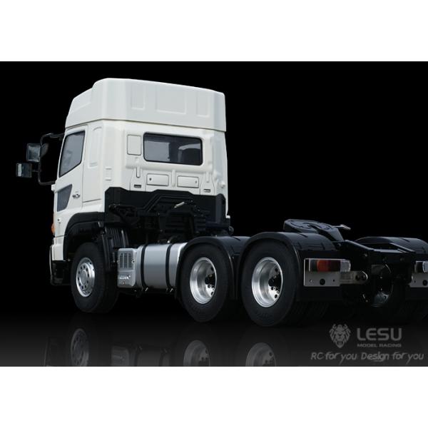 LESU Metal Parts Pedal for 1//14 Tamiya HINO 700 RC Tractor DIY Truck Car Model