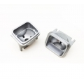 1/10 RC CAR  front lamp light cover a pair for tamiya CC01 Jeep