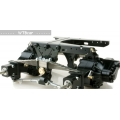1/14 Rc parts for Tamiya Scania / Man truck  double axles suspension #S