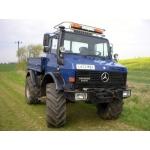 1/10.5  UniMog U5000 truck RC car body and parts fit SCX10 ..etc