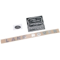1/10 Scale logo set  for Land Rover WTBCAR D110 D90 #2