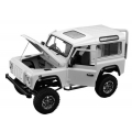 1/10 RC car D90  land rover hard plastic body set  original factory kit *