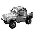 1/10 RC car D90 Pickup land rover hard plastic body set  original factory kit