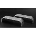 Metal made double wheel fender  ( a pair set ) for 1/14 truck trailer option #2