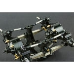 1/14 Rc parts for Tamiya double axles suspension w/ axles Combo SET*