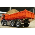 LESU 4-axle roll on off tipper MAN TGX XXL 1/14 8x8 master set