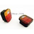 1/10 RC CAR color rear light  set a pair for tamiya Jeep cc01