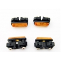 1/14 RC car option side signal light - 4pcs a set for hilux