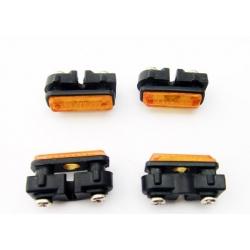 1/14 RC car option side signal light - 4pcs a set for hilux