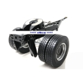 1/14 all metal CNC dolly tractor trailer car  for DIY*