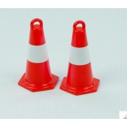 1/10 or 1/14 Pylons 4pcs a set for scania man control practise*