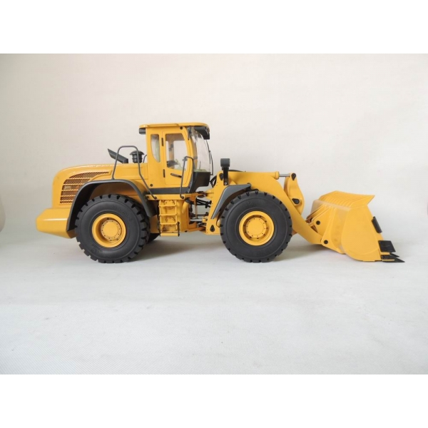 rc scale earth mover hydraulic  rc remote wheel loader set