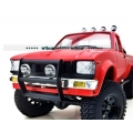 bumper with hella light set for 1/10  RC4WD  TF2 Trail Finder 2