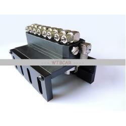 1/14 rc car 4 ways servo contril hydraulic control
