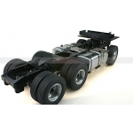 1/14 CNC ALL METAL CHASSIS TACTOR 6X4 Scania ( Body not included )*