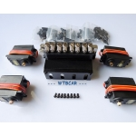 1/14 rc car 4 ways servo contril hydraulic control