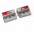 option newest brake light a pair for 1/14 Tamiya Scania *