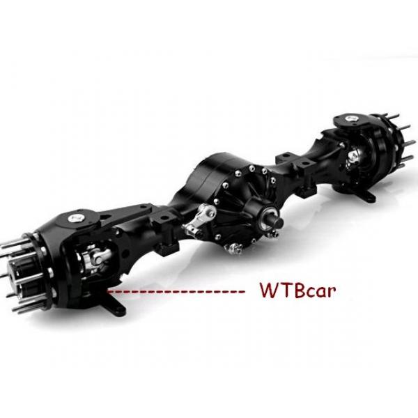 steering flange 14 rc car truck parts for tamiya 4x4 metal steering cardan flange