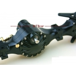 1/14 rc car truck parts for Tamiya Metal 2nd front Axle #2 V3 w/ diff lock**