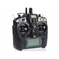 New FlySky 2.4G 9CH TH9B TX Transmitter + RX Receiver Radio Control SET