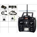 WFT06II 2.4GHz 6channels transmitter  + receiver boxset