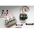 1/14 rc car 3 ways servo hydraulic control easy use _ special price