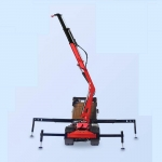 High quality Metal Truck Mounted Hydraulic Crane palfinger SET