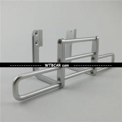 metal 1/14 Front bumper tamiya scania R470 R620 Benz Actros 1851 *