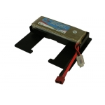 1/14 metal internal desk for Hino 700 with lipo battery holder