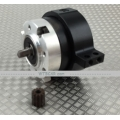 1/10 or 1/14 use planetary transmission gear box , 5mm output shaft  #2